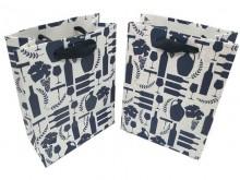Bolsa de regalo 17x14x7.2 cm x unidad