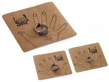 Set anillo x2 falange + dedo