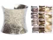 Brazalete relieve 6.3cm