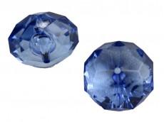 Círculo acrílico facetado x 460 gr