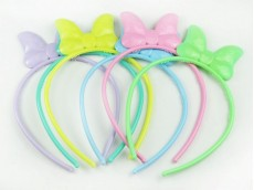 Vincha Minnie pastel paq. x 6
