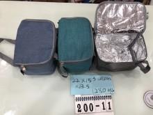 Bolso térmico de viaje 22x15x13.5 cm
