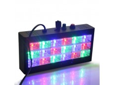 Flash led RGB audiorítmico 18 leds